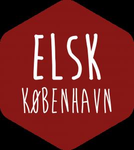 Elsk København logo på website